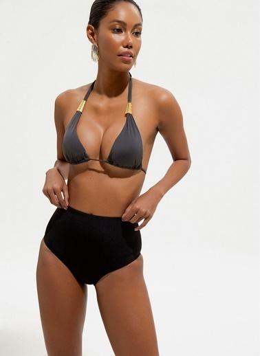 Loves You Bikini Alt Siyah